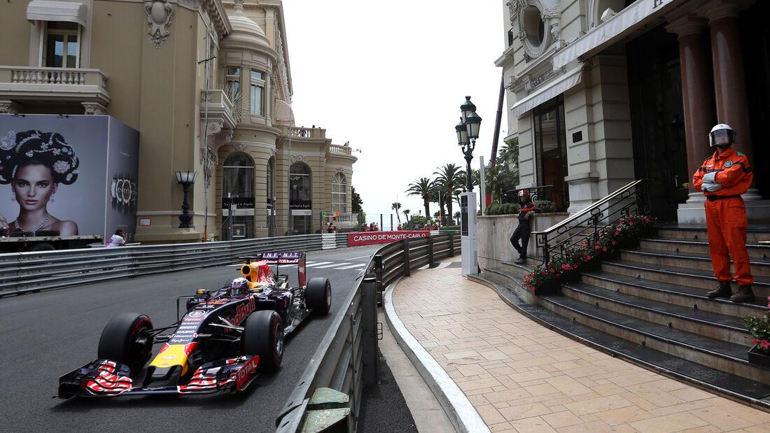 Daniel Ricciardo - Formel 1 - GP Monaco - 23. Mai 2015
