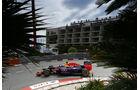Daniel Ricciardo  - Formel 1 - GP Monaco - Sonntag - 24. Mai 2015