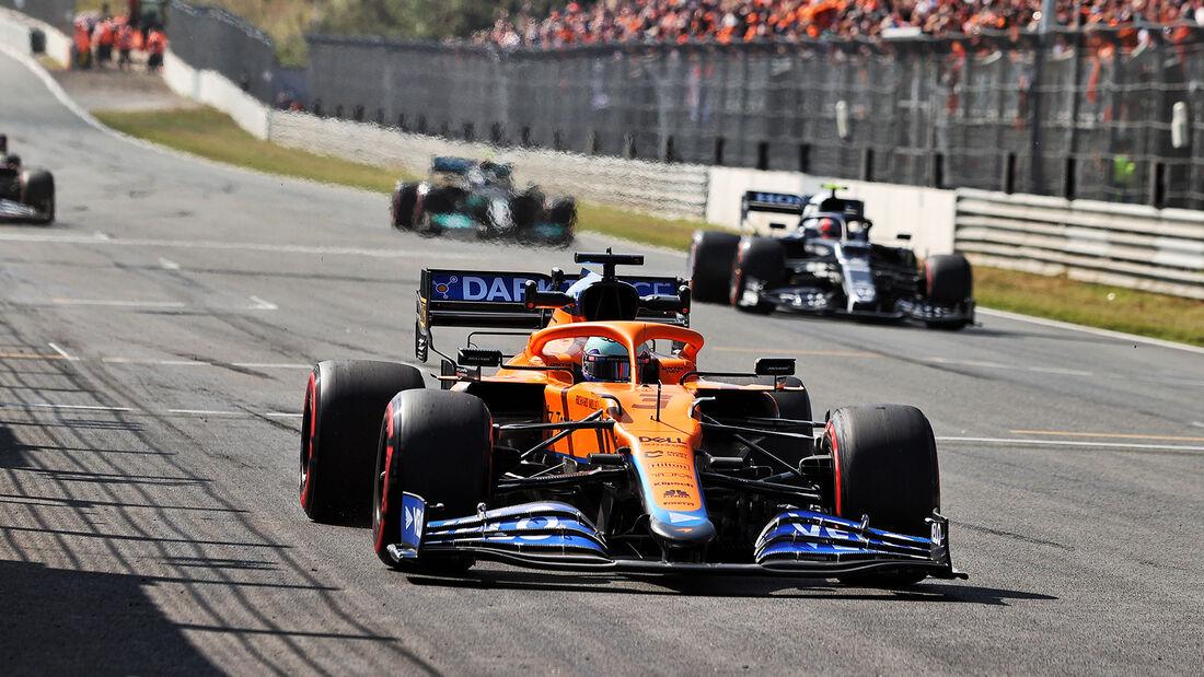 Daniel Ricciardo - Formel 1 - GP Niederlande - Zandvoort - 2021