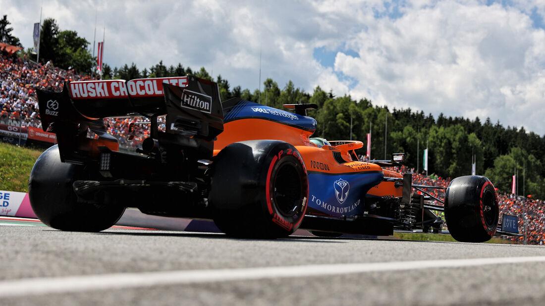 Daniel Ricciardo - Formel 1 - GP Österreich 2021