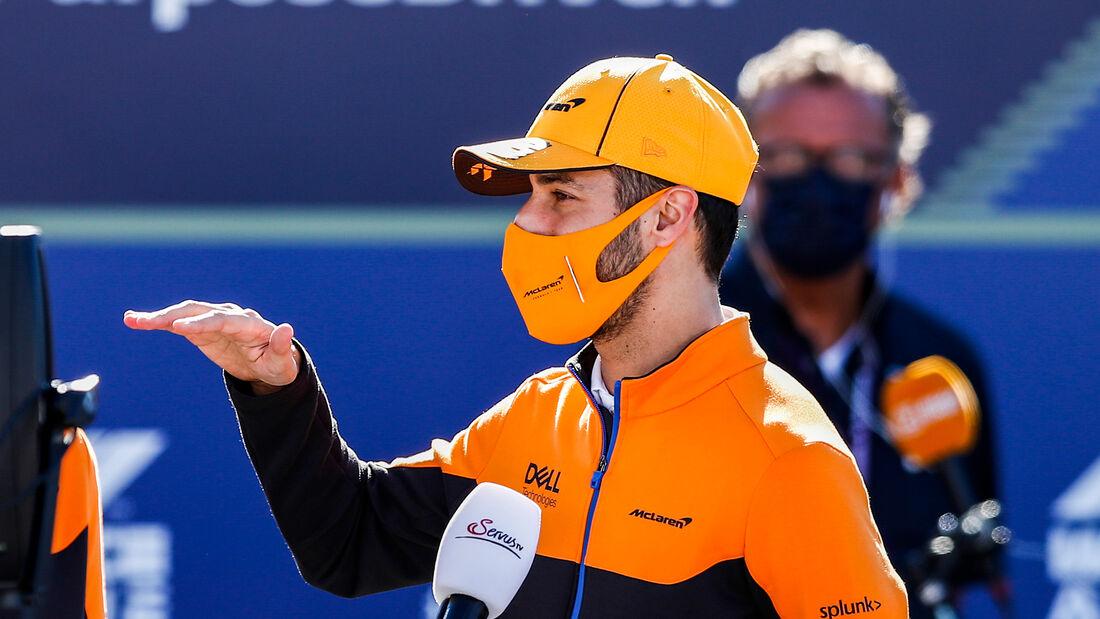 Daniel Ricciardo - Formel 1 - GP Portugal 2021