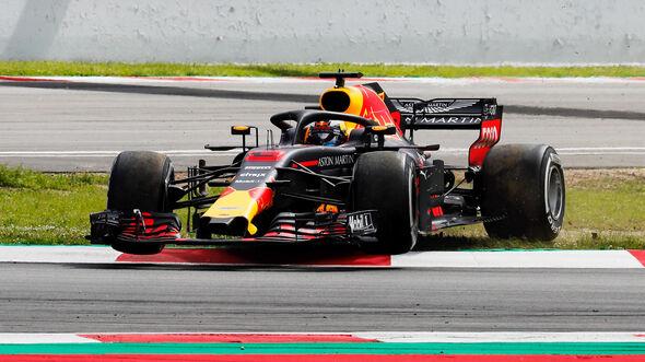 Daniel Ricciardo - Formel 1 - GP Spanien 2018