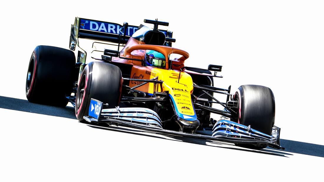 Daniel Ricciardo - Formel 1 - GP Spanien 2021