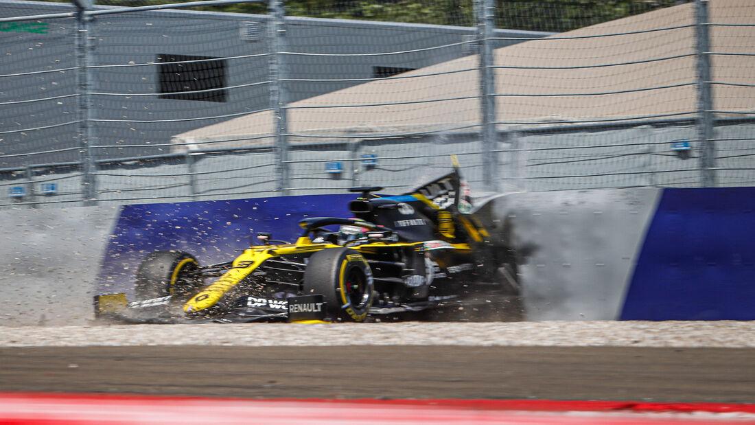 Daniel Ricciardo - Formel 1 - GP Steiermark - Österreich - 2020