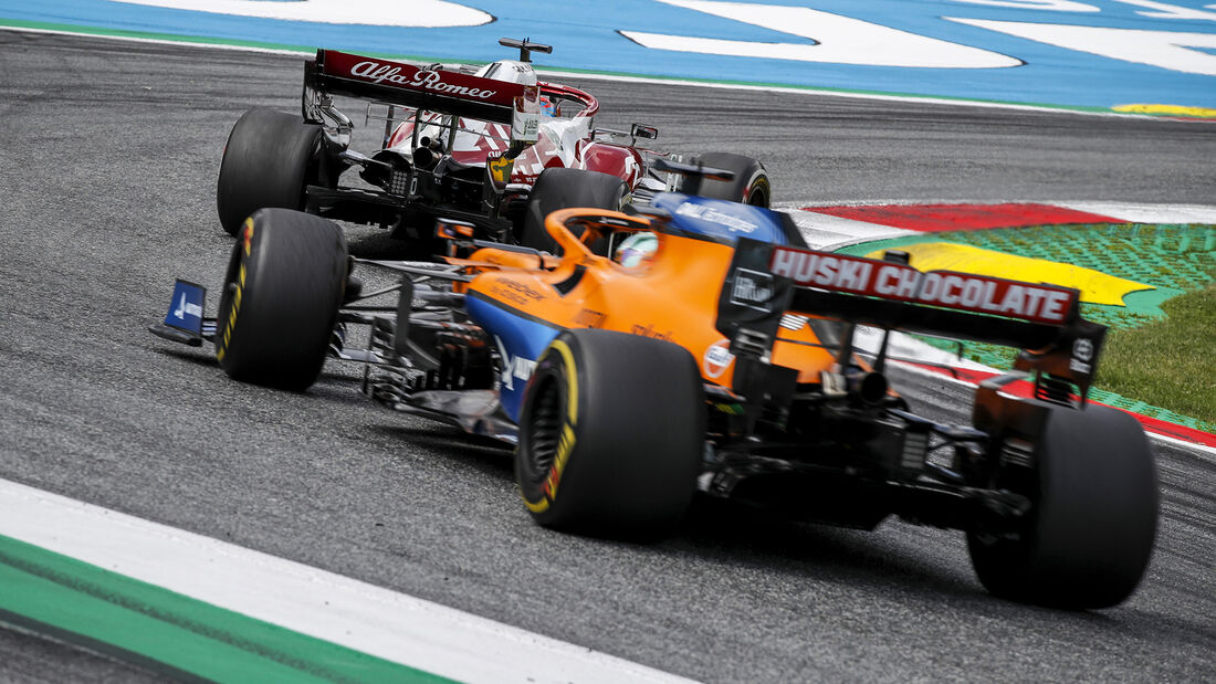Daniel Ricciardo - Formel 1 - GP Steiermark - Spielberg - 27. Juni 2021