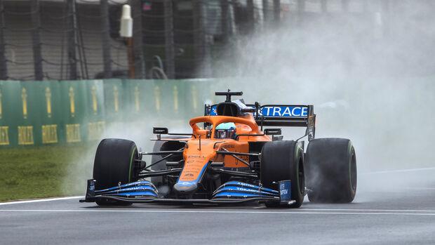 Daniel Ricciardo - Formel 1 - GP Türkei - Istanbul - 2021