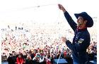 Daniel Ricciardo - Formel 1 - GP USA - 1. November 2014