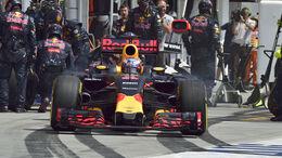 Daniel Ricciardo - Formel 1 - GP Ungarn 2016