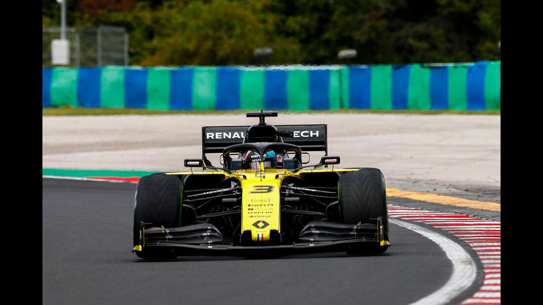 Daniel Ricciardo - Formel 1 - GP Ungarn 2019