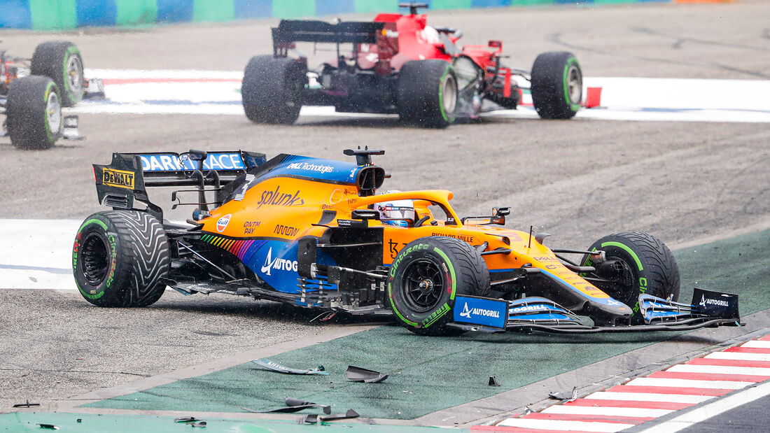 Daniel Ricciardo - Formel 1 - GP Ungarn 2021