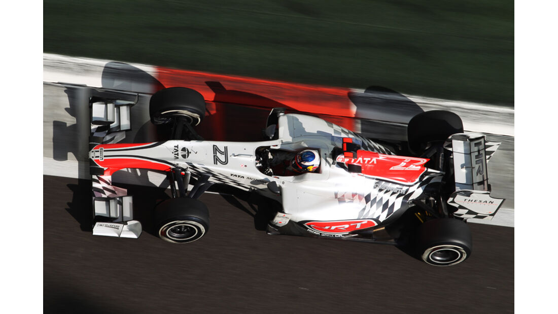 Daniel Ricciardo GP Abu Dhabi 2011