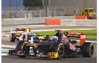 Daniel Ricciardo GP Abu Dhabi 2012