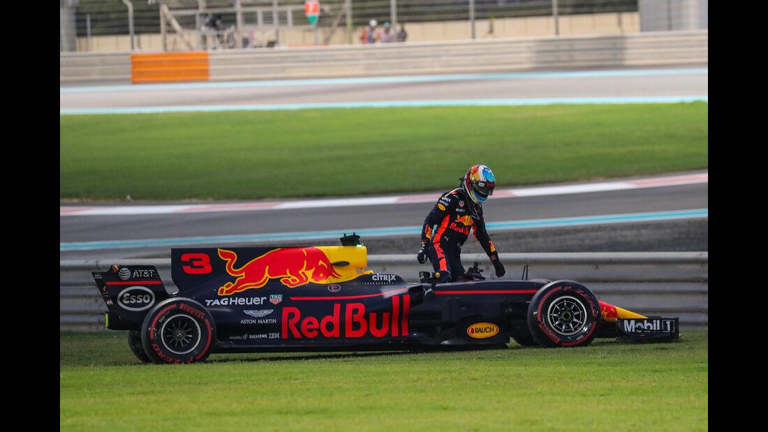 Daniel Ricciardo - GP Abu Dhabi 2017