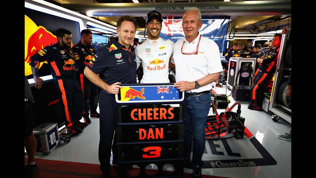 Daniel Ricciardo - GP Abu Dhabi 2018