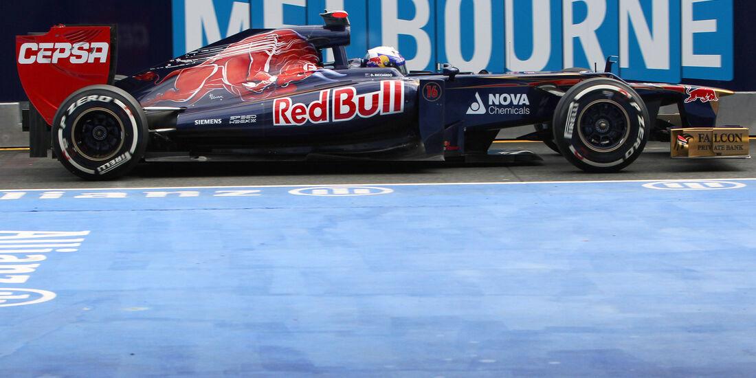 Daniel Ricciardo - GP Australien 2012