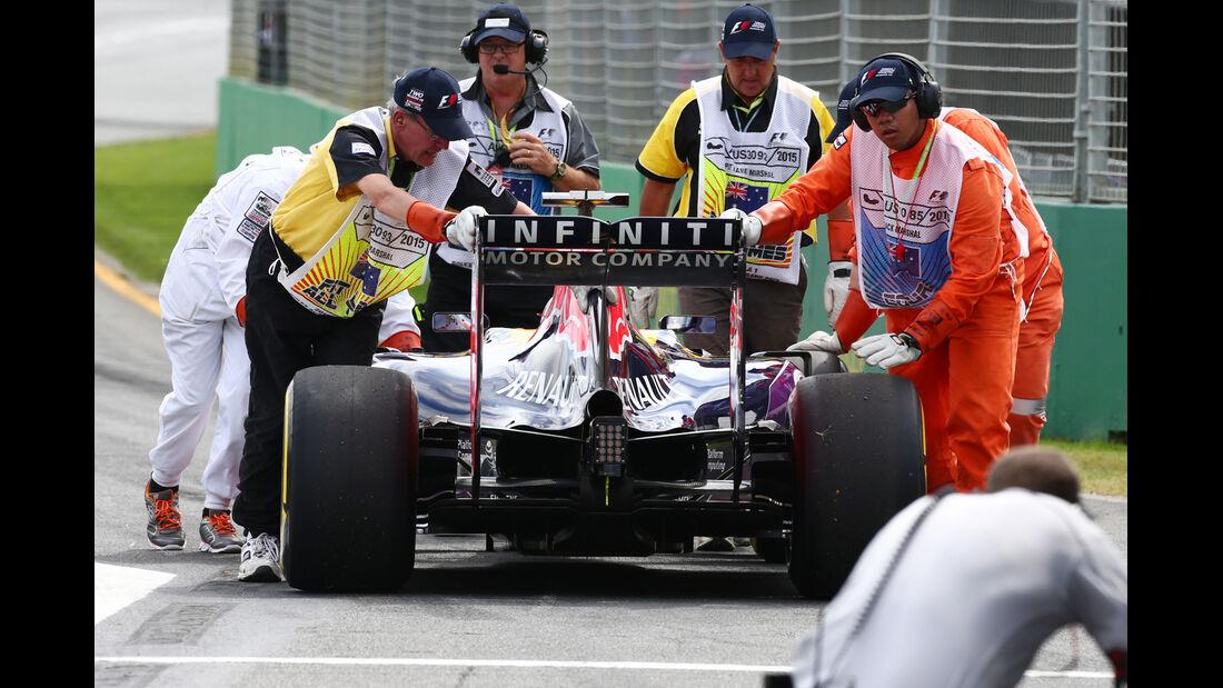 Daniel Ricciardo - GP Australien 2015
