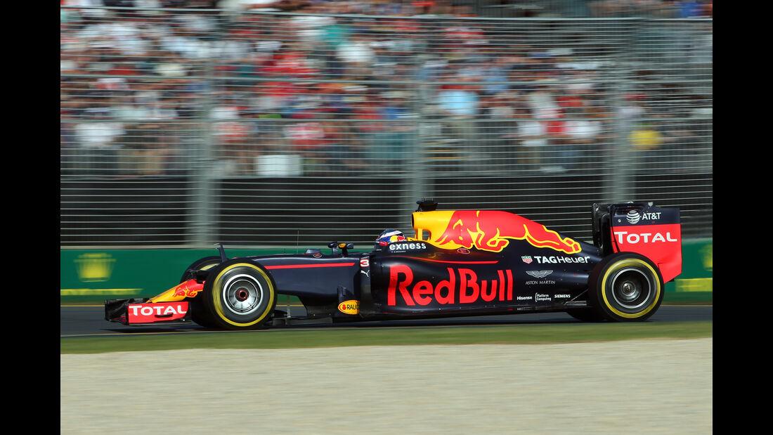 Daniel Ricciardo - GP Australien 2016