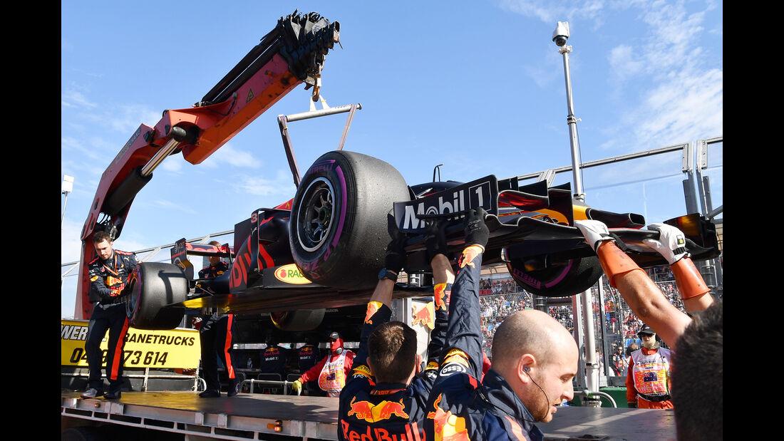 Daniel Ricciardo - GP Australien 2017
