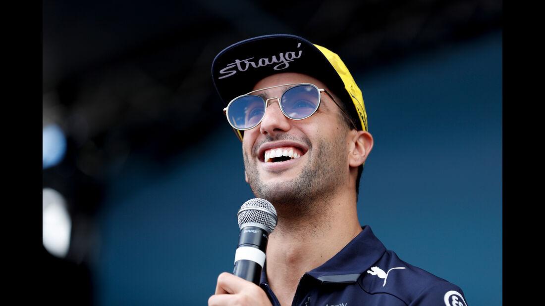 Daniel Ricciardo - GP Australien 2018