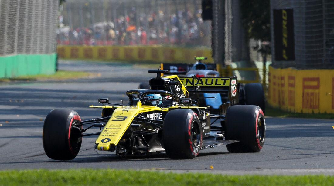 Daniel Ricciardo - GP Australien 2019