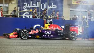 Daniel Ricciardo - GP Bahrain 2015