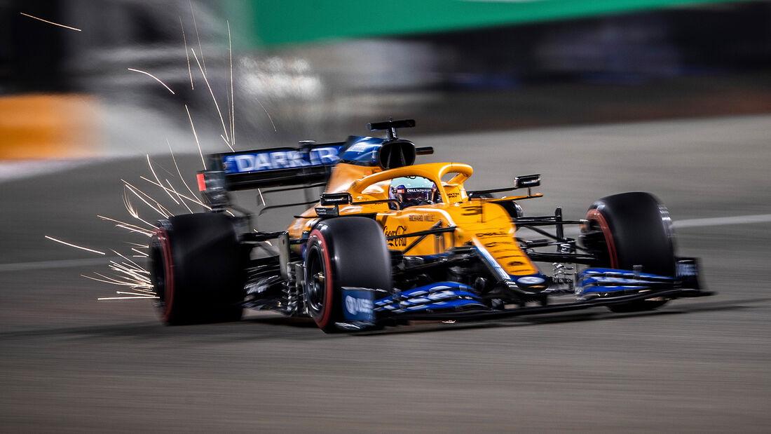 Daniel Ricciardo - GP Bahrain - 2021