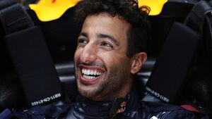 Daniel Ricciardo - GP Belgien 2016