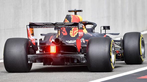 Daniel Ricciardo - GP Belgien 2018