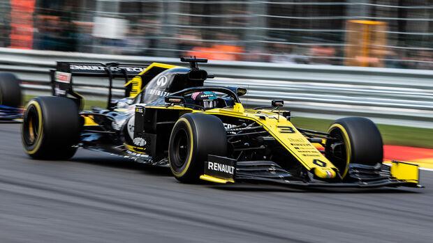 Daniel Ricciardo - GP Belgien 2019
