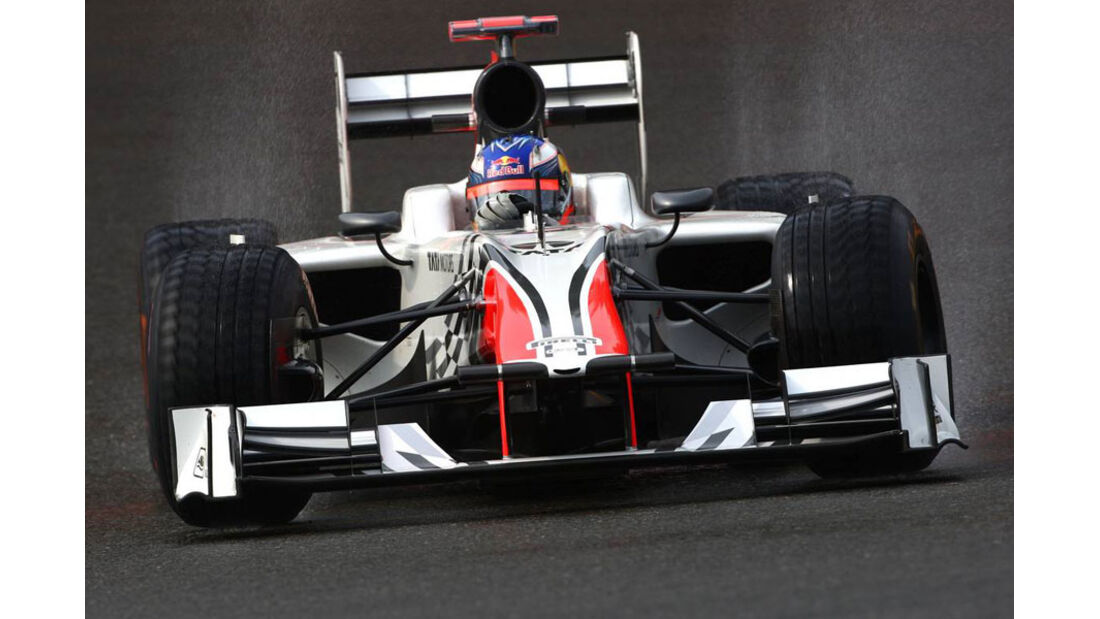Daniel Ricciardo - GP Belgien - 26. August 2011