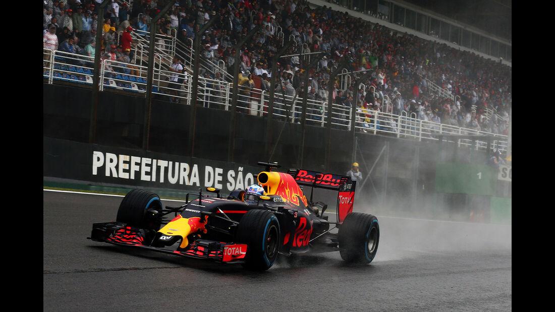 Daniel Ricciardo - GP Brasilien 2016