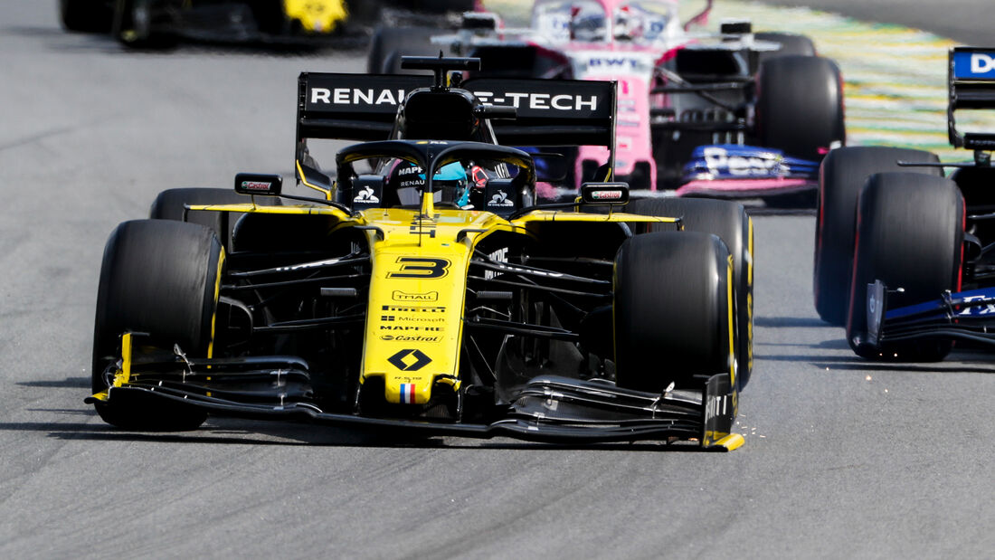 Daniel Ricciardo - GP Brasilien 2019