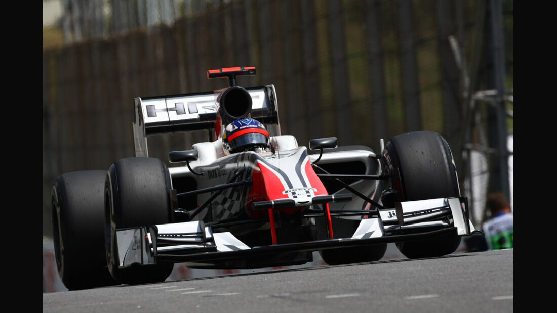Daniel Ricciardo - GP Brasilien - 26. November 2011