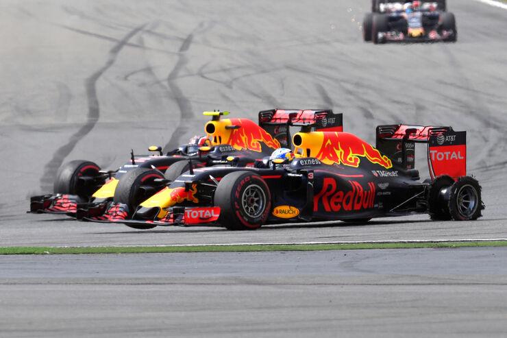 Daniel Ricciardo - GP China 2016