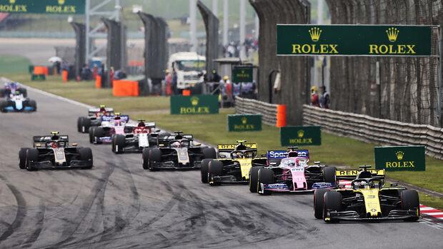 Daniel Ricciardo - GP China 2019