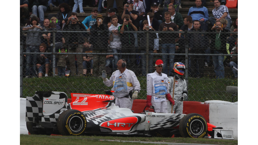 Daniel Ricciardo GP Deutschland 2011