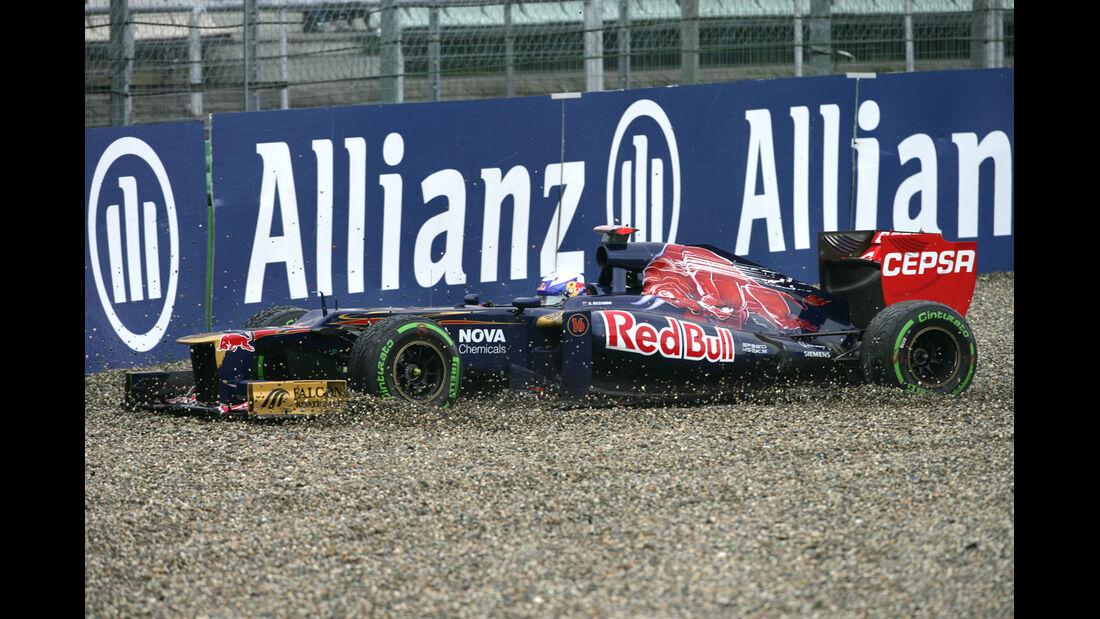 Daniel Ricciardo GP Deutschland 2012
