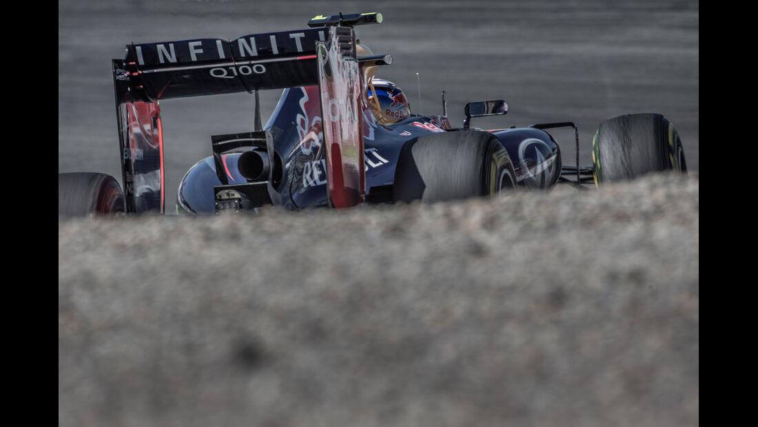 Daniel Ricciardo - GP Deutschland 2014 - Danis Bilderkiste