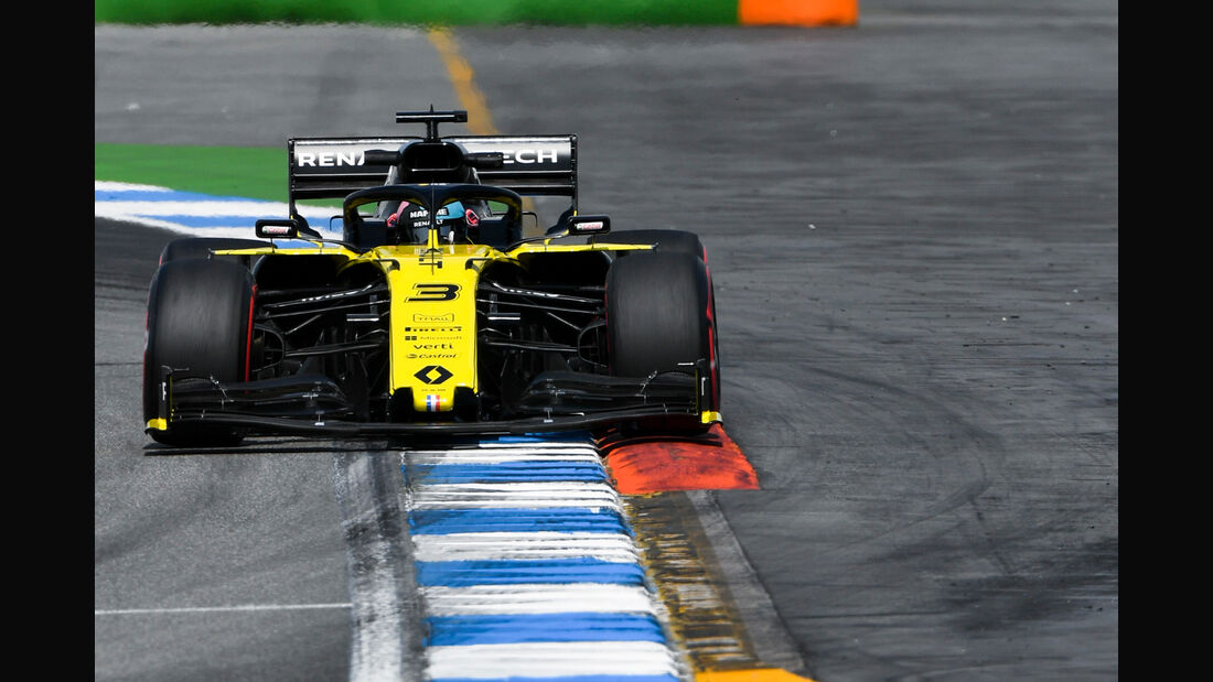 Daniel Ricciardo - GP Deutschland 2019