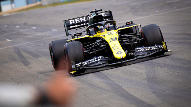 Daniel Ricciardo - GP Eifel - Nürburgring 2020