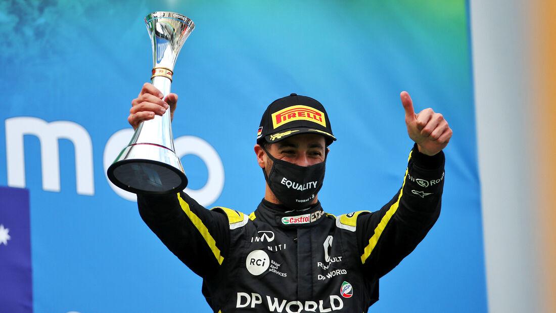 Daniel Ricciardo - GP Eifel - Nürburgring - Formel 1 - 2020