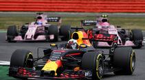 Daniel Ricciardo - GP England 2017 - Silverstone - Rennen