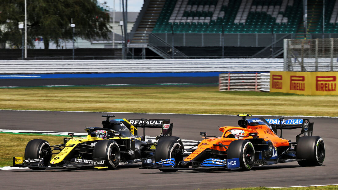 Daniel Ricciardo - GP England 2020