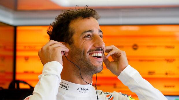 Daniel Ricciardo - GP England 2021