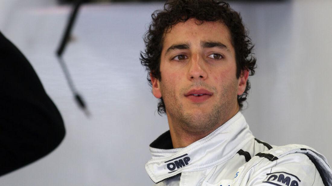 Daniel Ricciardo - GP England - Qualifying - 9. Juli 2011