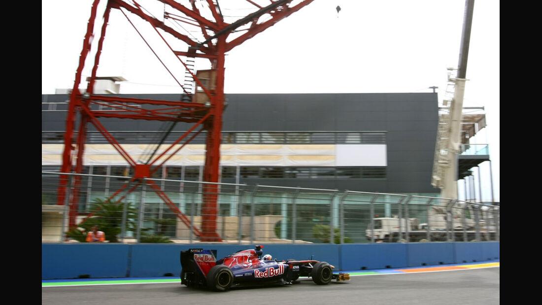 Daniel Ricciardo - GP Europa Valencia 2011