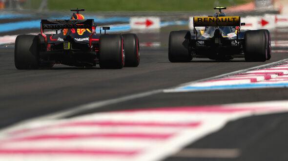 Daniel Ricciardo - GP Frankreich 2018