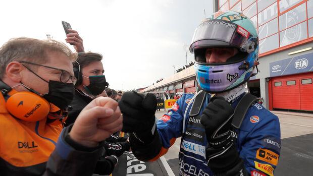Daniel Ricciardo - GP Imola 2021