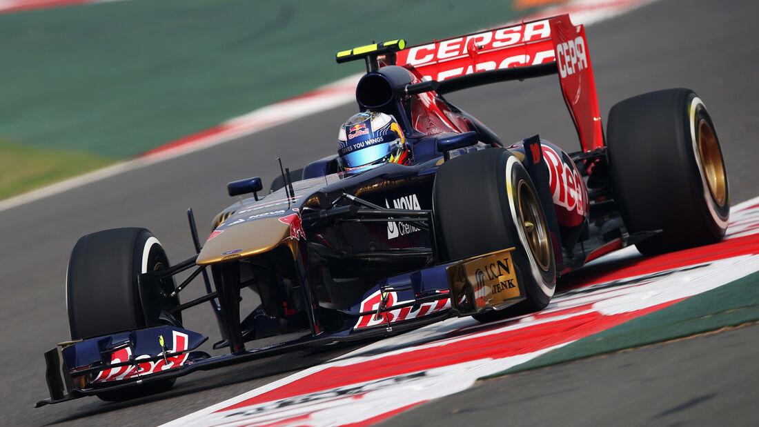 Daniel Ricciardo - GP Indien 2013