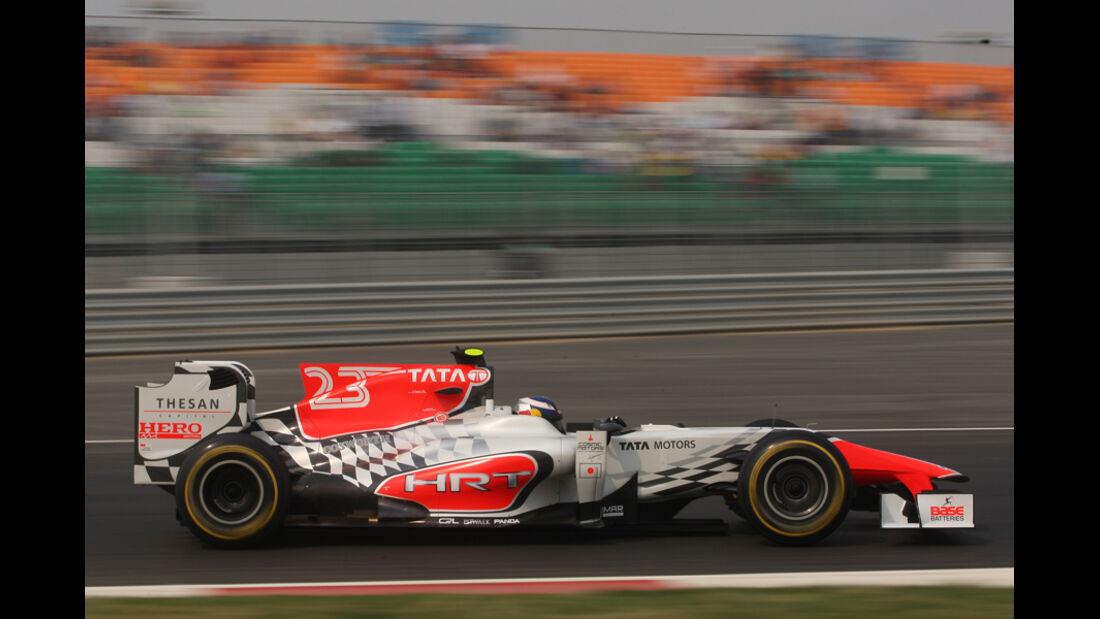 Daniel Ricciardo - GP Indien - Training - 28.10.2011